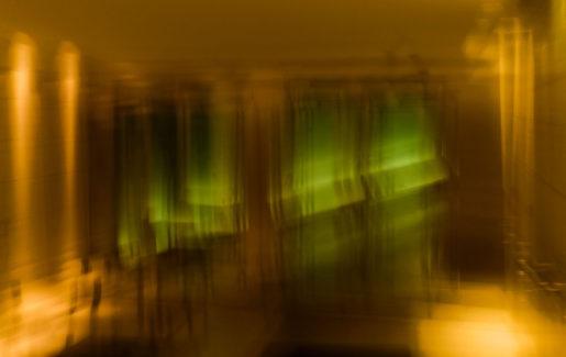 Les rideaux de verre